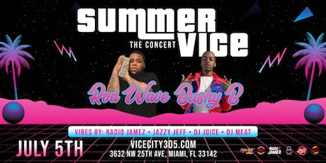ROD WAVE + BUSHY B (& MORE) IN CONCERT ~ SUMMER VICE tickets