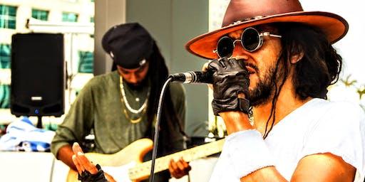 Live Reggae, Friday 6pm!