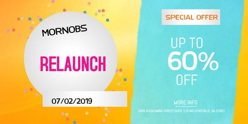 Mornobs Relaunch