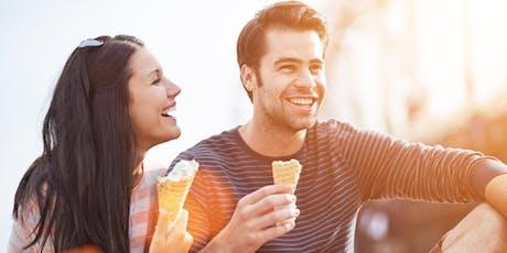 Speed dating et party pour célibataires branchés de l'été billets