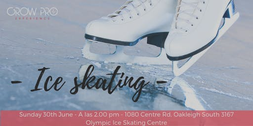 MELBOURNE | Ice Skating