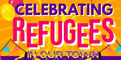 Refugee Week Celebration Event
