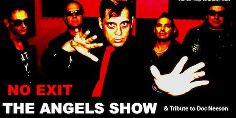 No Exit - The Angels Show at The Exchange Hamilton tickets