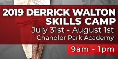 Derrick Walton Jr. Skills Camp
