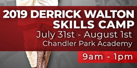 Derrick Walton Jr. Skills Camp tickets