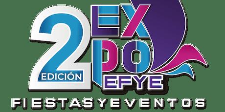Expo Fiestas y Eventos Segunda Edición Guadalajara Jalisco entradas