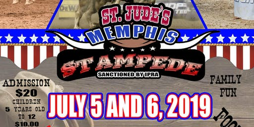 St Jude's Memphis Stampede Rodeo