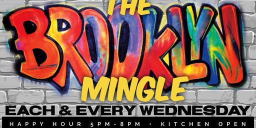The Brooklyn Mingle Afterwork Party