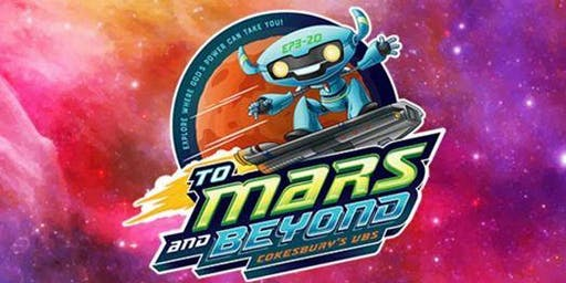 Vacation Bible School- To Mars and Beyond