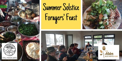 Summer Solstice Forager's Feast