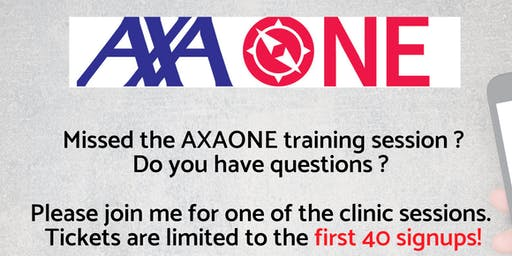 AXAONE Clinic Session