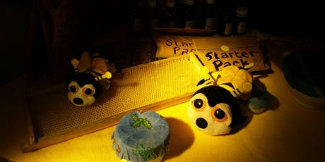 Plastic Free July Workshop, make Bees Wax Wraps, Reduce single use plastic tickets