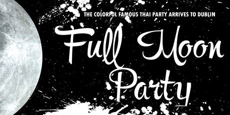 Thai Full Moon Party tickets