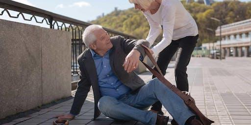 I Workshop de Fisioterapia nas Quedas em Idosos
