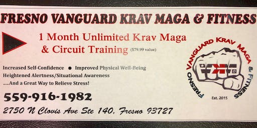 Father's Day Krav Maga Gift Certificates