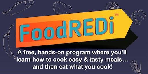 #Youth Cooking Skills - Red Cross FoodRedi