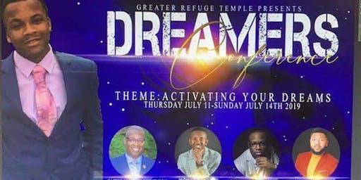Dreamers Conference Breakfast