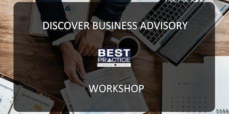 Melbourne - Discover Business Advisory tickets