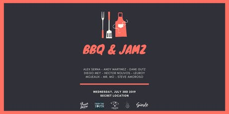 BBQ & JAMZ at Secret Wynwood Location (Miami) tickets