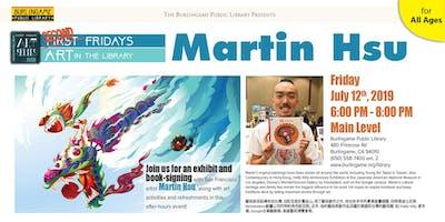 Friday Art Series: Martin Hsu