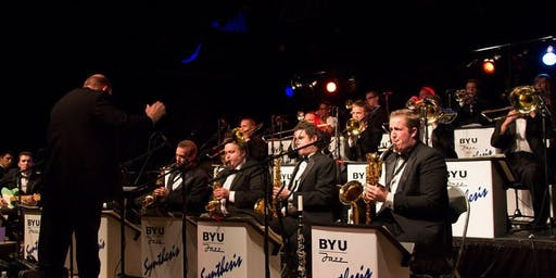 Location change! FREE Concert with BYU's Synthesis Big Band!