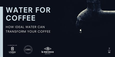 WATER FOR COFFEE SYDNEY tickets