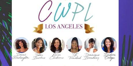 CWPL Los Angeles tickets