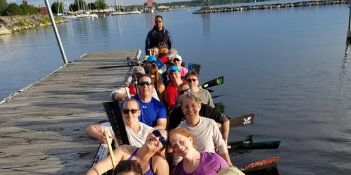 Try-it-Thursday - Open Paddle Night