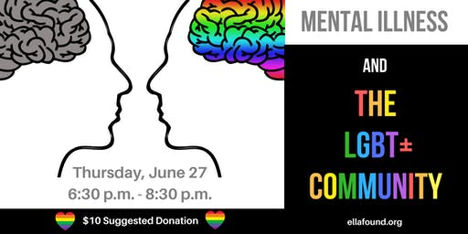 Mental Illness and the LGBT+ Community