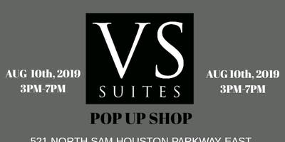 VS Suites Pop Up Shop