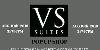 VS Suites Pop Up Shop
