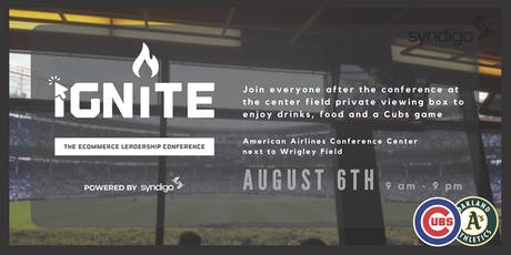 IGNITE  -  The E-Commerce Leadership Conference tickets