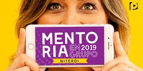 Mentoria em grupo presencial - Mídias Sociais para Negócios (JULHO) ingressos