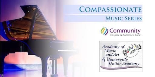 Compassionate Music Series Finale