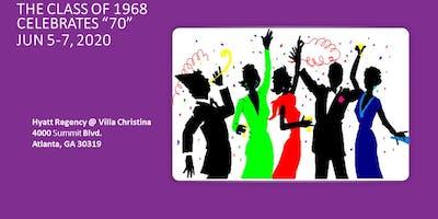 Class of 1968 Celebrates 70