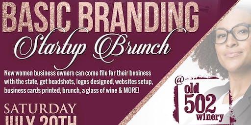 Basic Branding Startup Brunch