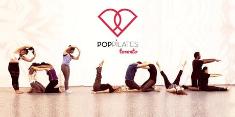 Pop-up POP Pilates Party tickets