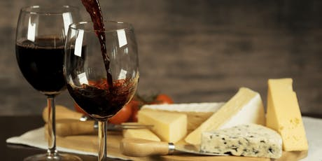 PAIRING RED WINES WITH CHEESE tickets