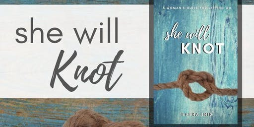 "Book Release for ""She Will Knot"""