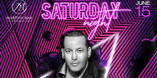 Saturday Night with DJ YASS