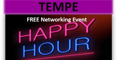 8/13/19 PNG Tempe Chapter - FREE Happy Hour Networking Event tickets