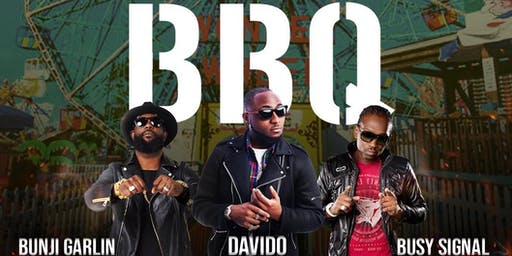 DAVIDO, BUSY SIGNAL & BUNJI GARLIN LIVE @ BIG BAD BBQ FOOD & MUSIC FESTIVAL