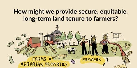 Who Will Own the Land? Recommoning Farmland via an Agrarian Trust tickets