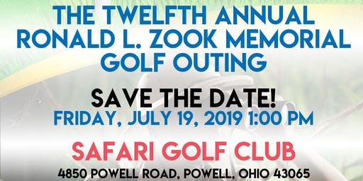 12th Annual Ronald Zook Golf Outing