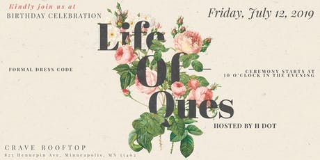 Life Of Ques Birthday Celebration  tickets
