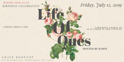 Life Of Ques Birthday Celebration