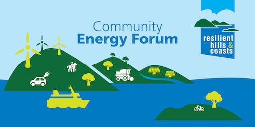 Community Energy Forum: Powering Our Future