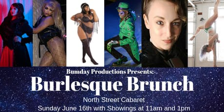 Burlesque Brunch tickets