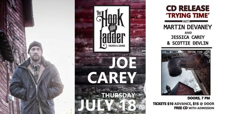 Joe Carey, Martin Devaney, Jessica Carey & Scottie Devlin tickets