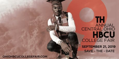 9th Annual Central Ohio HBCU College Fair entradas